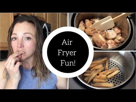 Air Fryer Fun!
