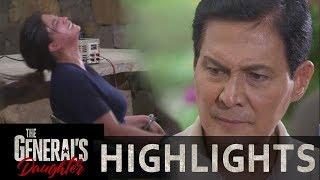 Tiago starts to make Rhian suffer | The General's Daughter