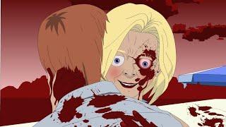 3 Disturbing Instagram Horror Stories Animated