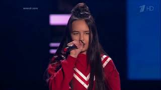 Dua Lipa - Blow Your Mind (Mwah). The Voice Kids Russia 2018 Blind Auditions