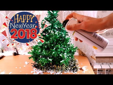 How To Make Christmas Tree in 5 Minutes