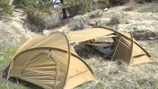 Mountain Hardwear Hunker 4 Season Military Tent Review by SKD & NEMO ALCS 1P SE GORE-TEX® with Multi-Cam® ICC™ | Music Jinni