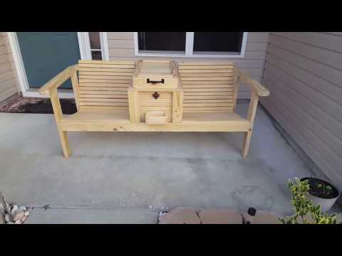 Cooler Bench/Chair
