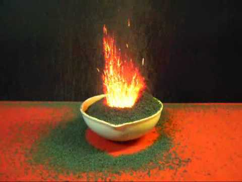 Cool Chemical Volcano