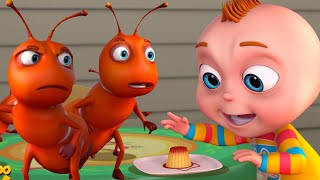 TooToo Boy - The Ants Episode   Cartoon Animation For Children   Videogyan Kids Shows   Funny Comedy