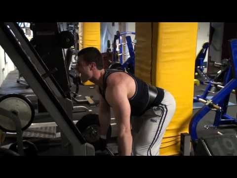 ★TIPS ON BACK TRAINING - WIDE & THICK BACK GUARANTEED