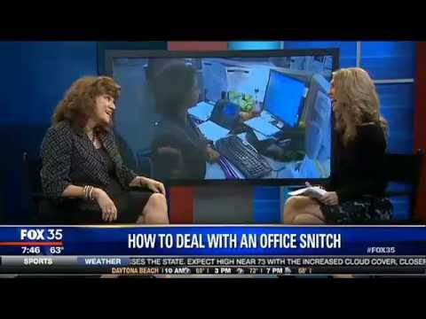 Dr. Mimi Speaks on the Office Snitch