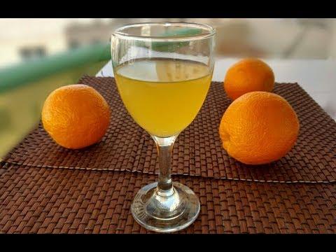 Home made orange wine/10 days orange wine/christmas special