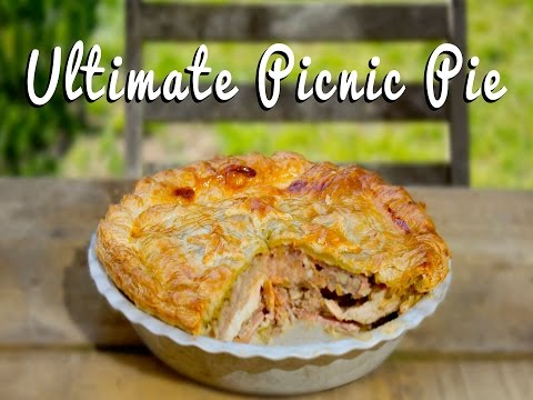 Picnic Month | The Ultimate Picnic Pie