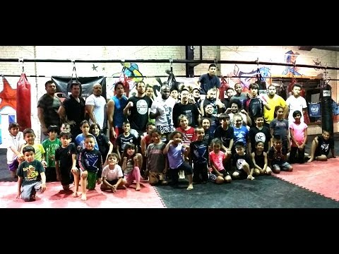 Fight Academy MMA - Adults to children perfecting theirs skill for the NABJJF Tournament