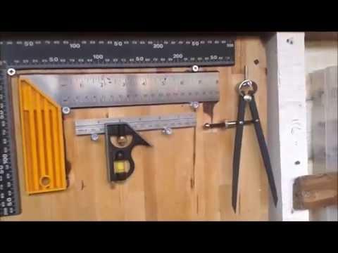 DIY Tool Hanging Storage Tip