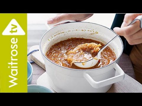 Onion and Couscous Soup | Waitrose