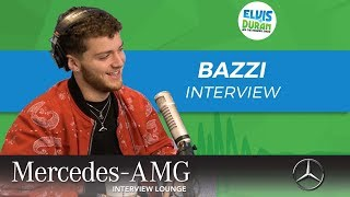 Bazzi Already Has His Acceptance Speech for the Grammys | Elvis Duran Show
