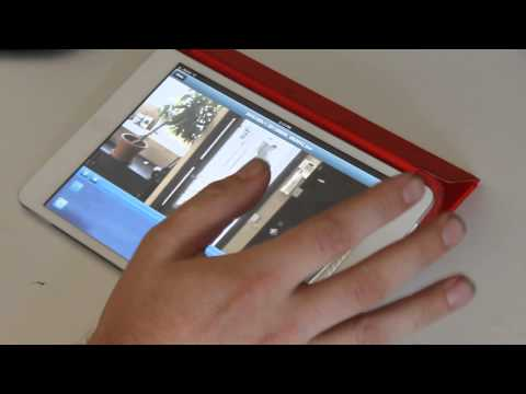 BLUE IRIS REMOTE ACCESS ON IPAD & ANDROID