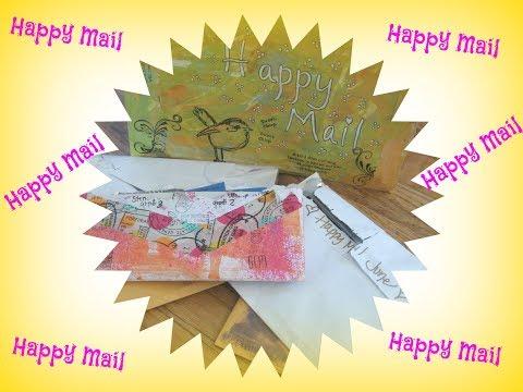 Happy Mail from wonderful Tashia Wood