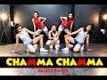 Chamma Chamma Dance Cover | Fraud Saiyaan | Arshad Warsi | Elli  AvrRam | MJDi Mp3