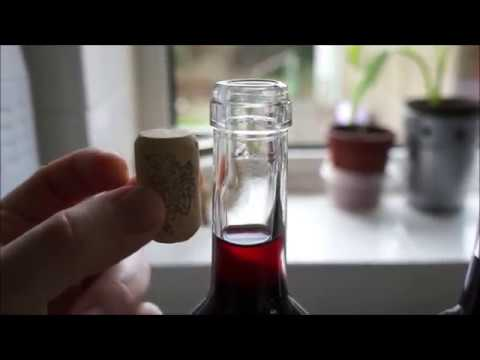 How to Bottle Home Made Wine at Home!