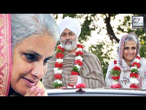Baba Hardev Singh's Wife Savinder To Head Nirankari Sect   Lehren News