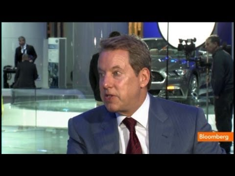 Bill Ford: Mulally Is Staying With Us, Period