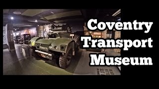 RCR goes to Coventry Transport Museum