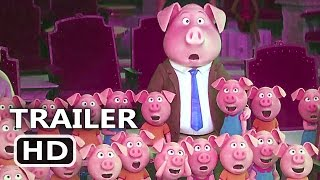 SІNG Short Movie Blu Ray Trailer (2017) Animation, Kids Movie HD