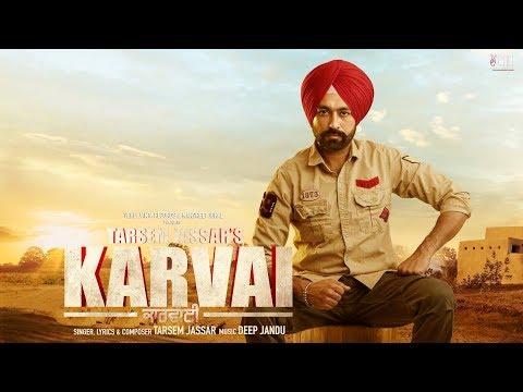 Karvai (Full Video) Tarsem Jassar | Latest Punjabi Songs 2017 | Vehli Janta Records