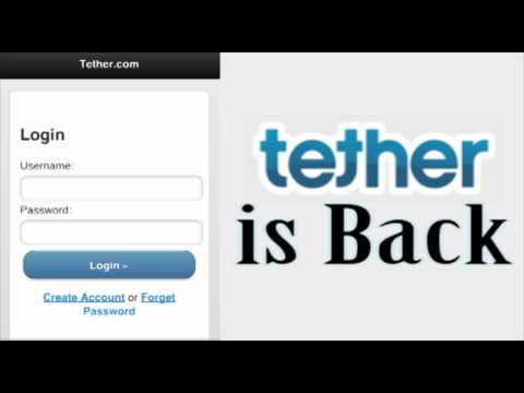 iTether is Back as a HTML5 Web App