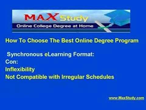 Top Online College Degree Program
