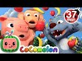 Apples And Bananas 2 More Nursery Rhymes Kids Songs CoCoMelon