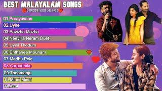 💕Best Malayalam songs💔|Top 10 Malayalam songs💔|top malayalam songട|Sid Sriram💕