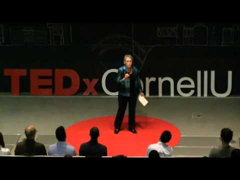 A Hospitality Mindset: Changing the World, One Day at a Time | Barbara Lang | TEDxCornellU