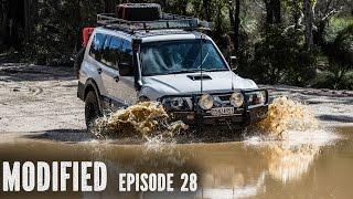 Mitsubishi Pajero NP, Modified episode 28