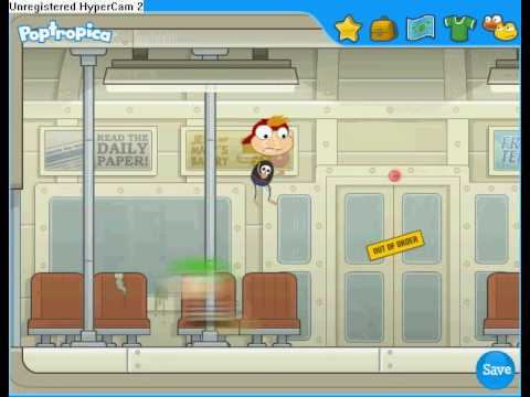 Poptropica- Super Powers- Part 2-[Boss Speeding Spike]