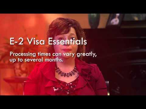 E-2 Visa Requirements