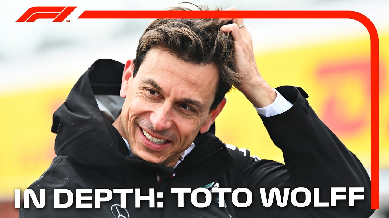Toto Wolff Interview | Building Mercedes Into Seven-Time Champions