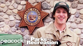 Park Ranger Carl - Parks and Recreation