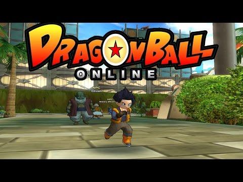 Dragon Ball Online Co-op Playthrough /w SonicDBZFan07 - Part 1 ARISE SHENRON A MILLION TIMES!