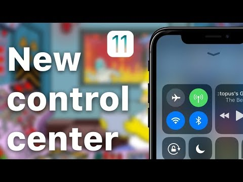 How to customize and use control center on iPhone with iOS 11