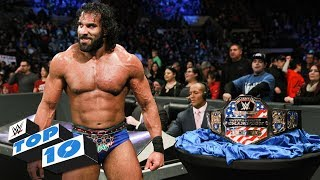 Top 10 SmackDown LIVE moments: WWE Top 10, January 16, 2018
