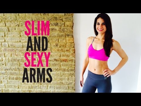 Slim and Sexy Arms Workout