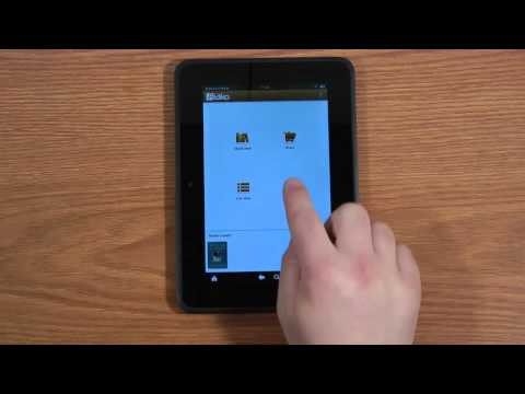 Epub Ebook to Amazon Kindle Fire HD
