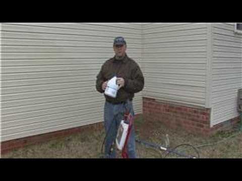 Home Improvement Projects : Removing Mold From Vinyl Siding