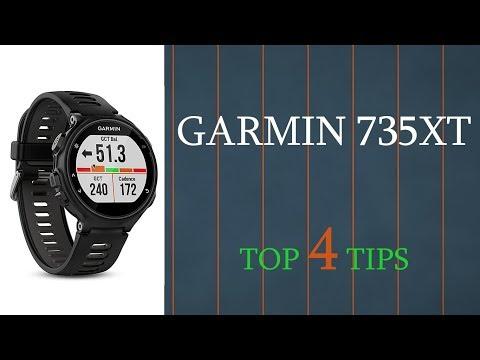 Garmin Forerunner 735XT || My Top 4 Tips and Tricks