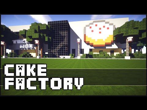 Minecraft - Cake Factory