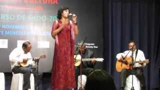 Fleur Singing Fado