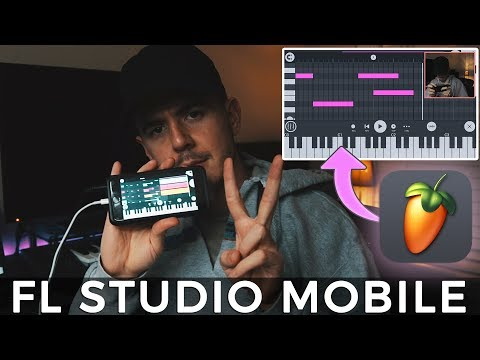 INSANE BEAT ON FL STUDIO MOBILE! Making a Trap Beat from Scratch FL Studio | [EP #32] - Kyle Beats