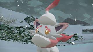 Introducing the Hisuian forms of Zorua and Zoroark! | Pokémon Legends: Arceus