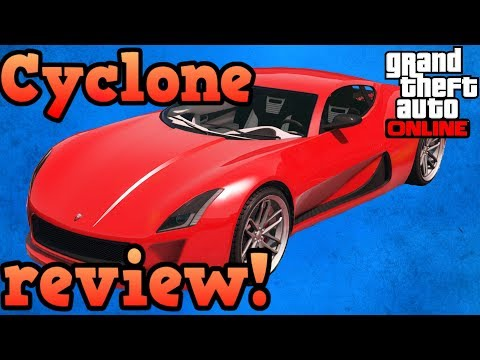 Cyclone review! - GTA Online guides