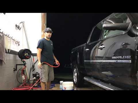 Removing water spots off Ceramic Coating!