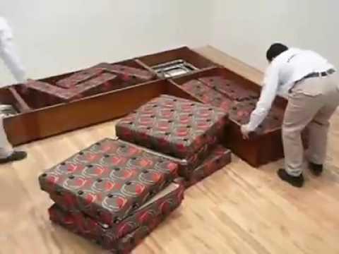 How to make sofa